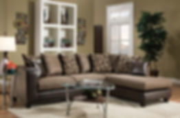 4124-01 Object Espresso Sectional