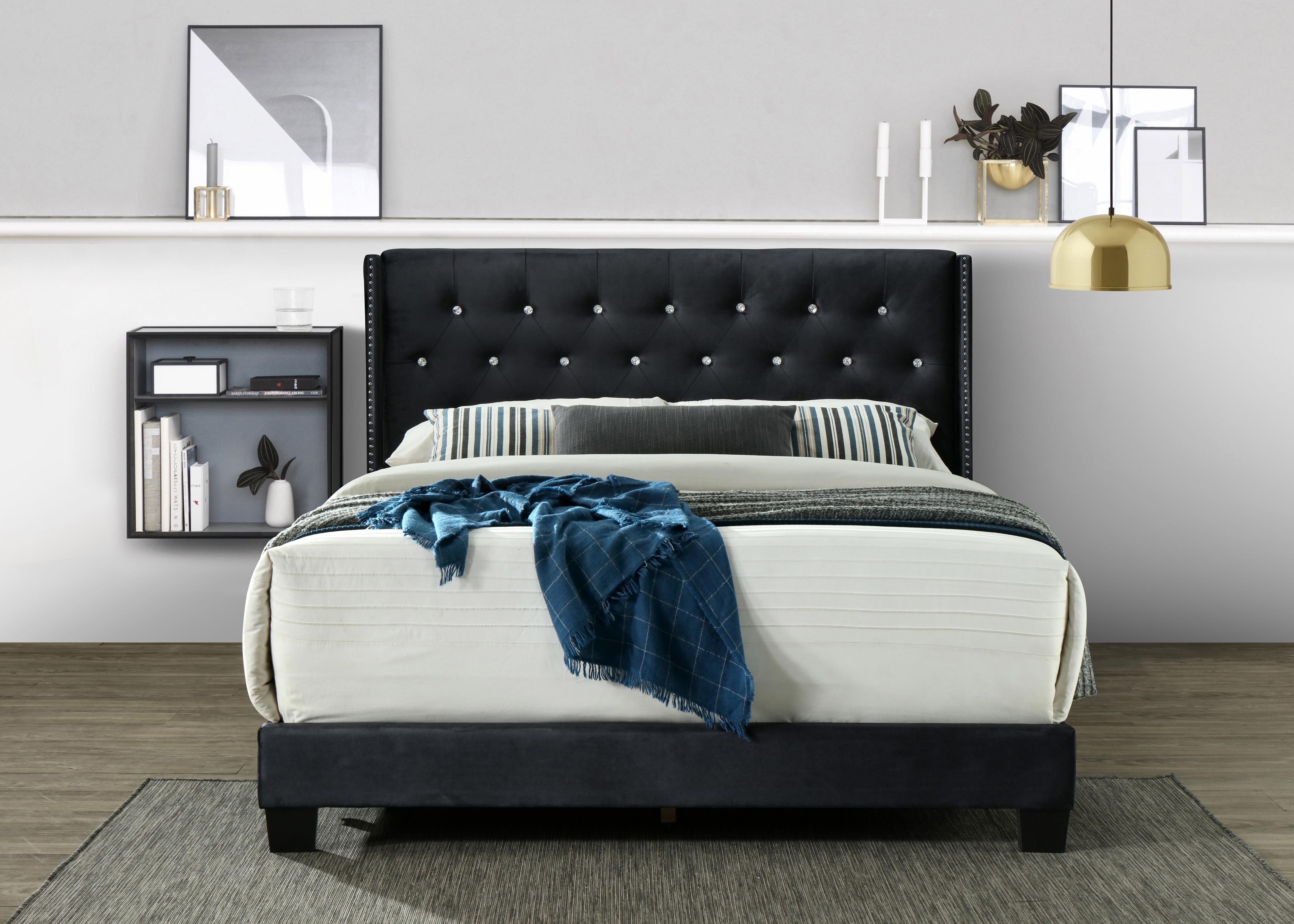 Diamond Bed