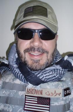 Afghan Advisor for NATO