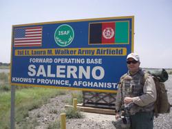 Advisor in Afghanistan