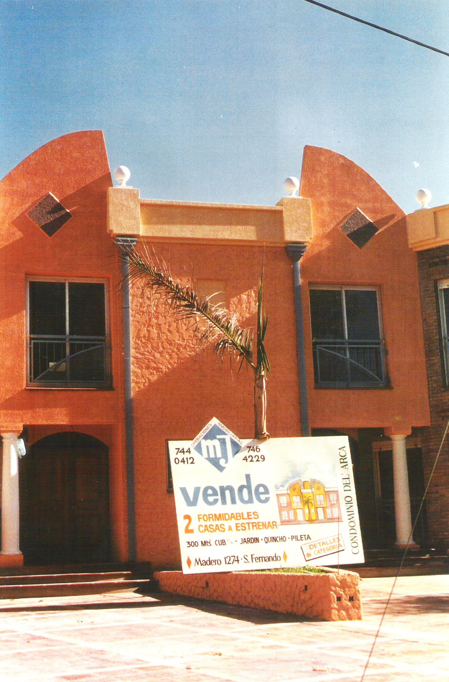 Duplex Arias 3