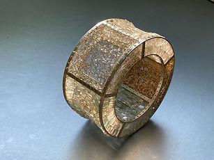 2 The Big Golden Crystal Bracelet Zuzana Graus Rudavska.jpg