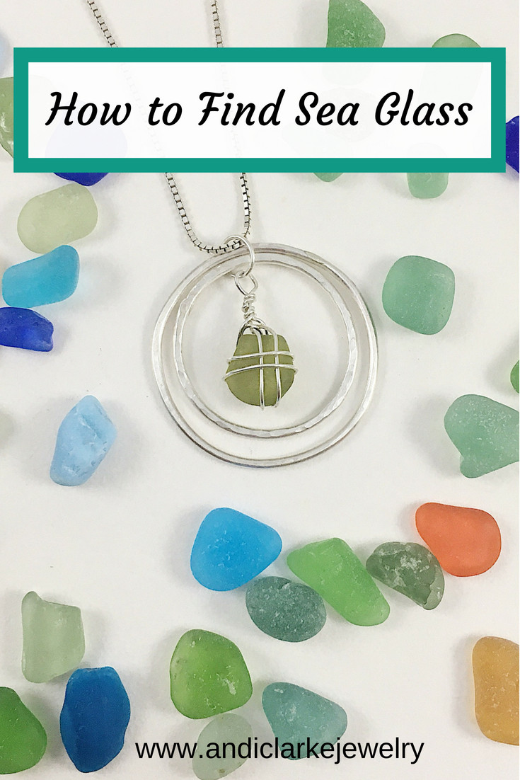 How to find sea glass blog post