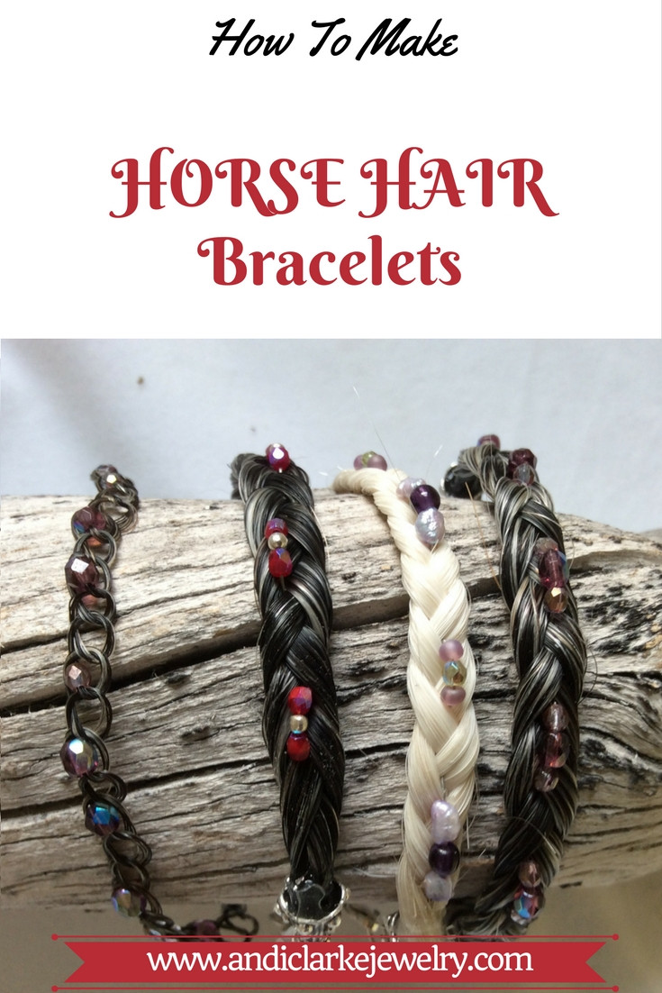 horse hair bracelets blog post