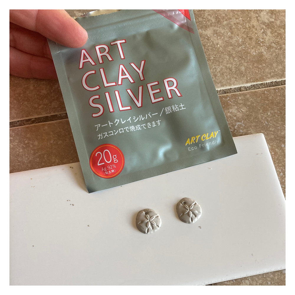 Art Clay Silver PMC, PMC clay