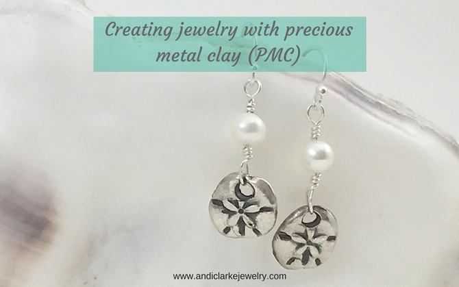 Working with PMC (precious metal clay)