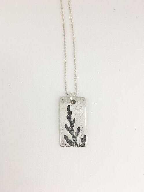silver leaf pendant, nature jewelry, forest lovers jewelry, silver jewelry, earth jewelry, leaf pendant, leaf jewelry