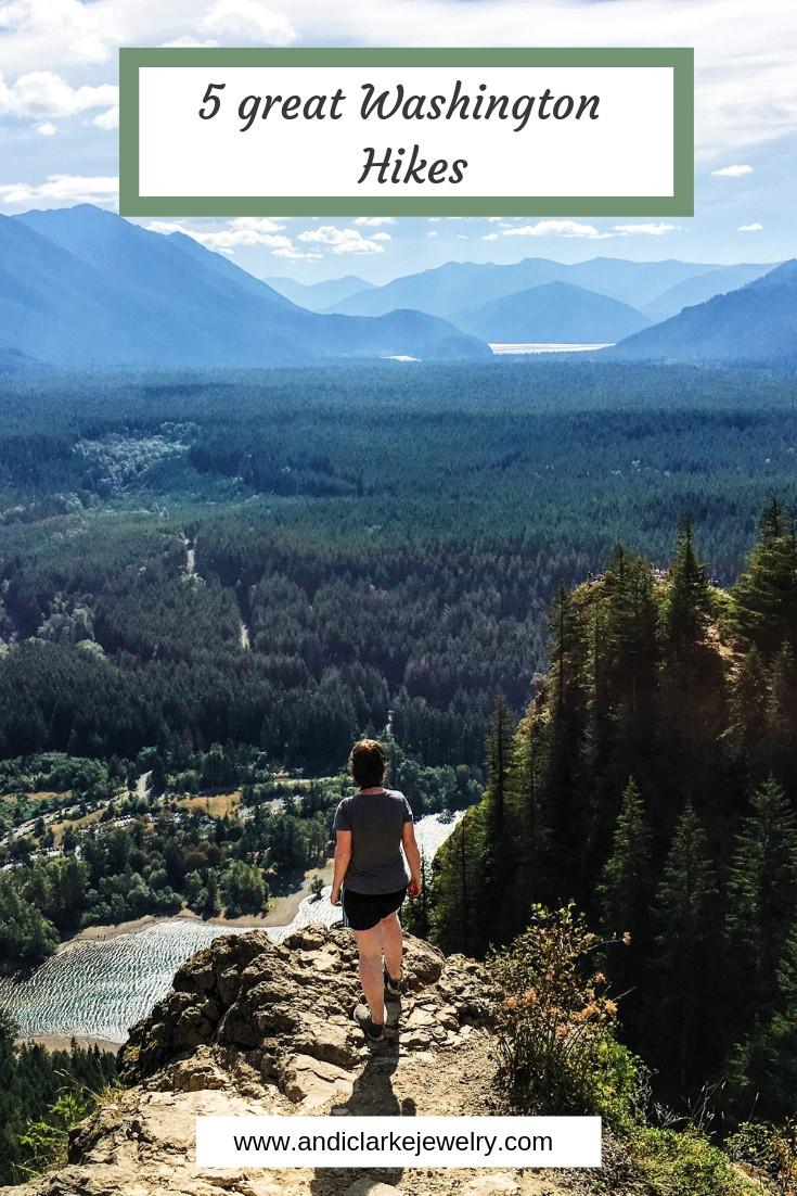 Washington Hikes, PNW hikes