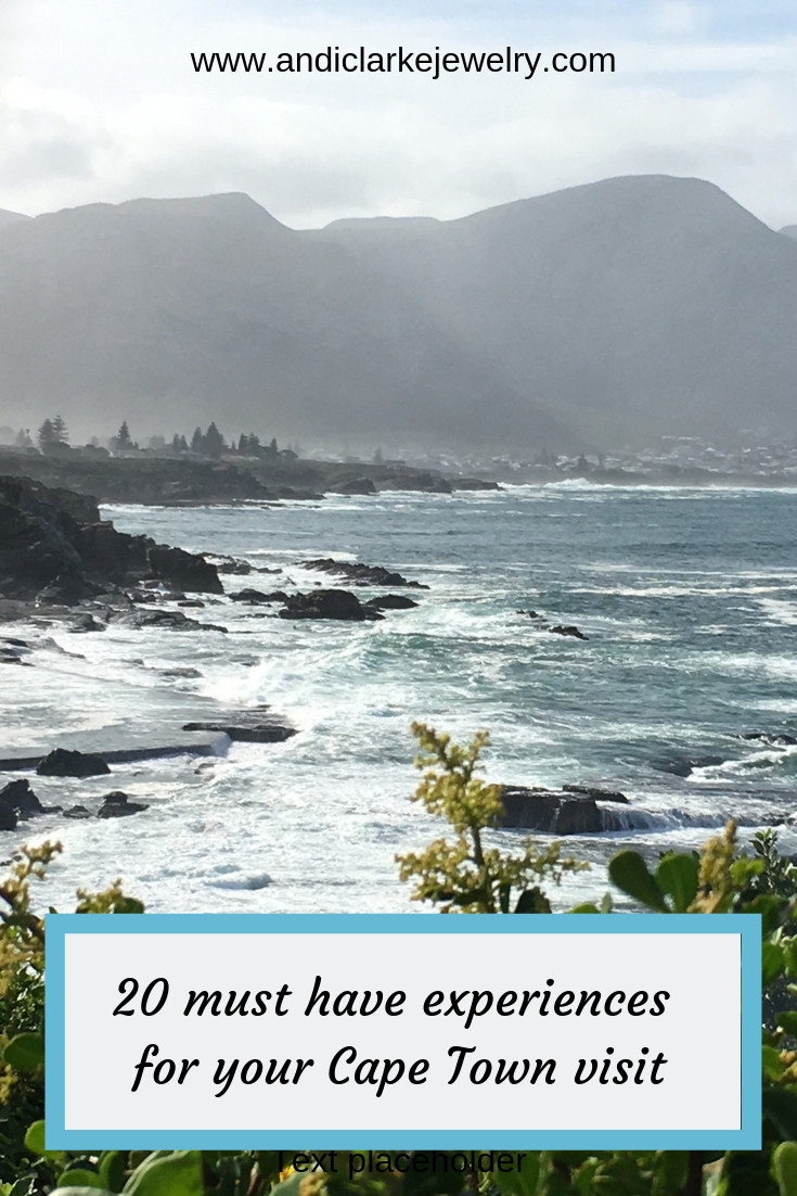 Cape Town travel experiences and tips