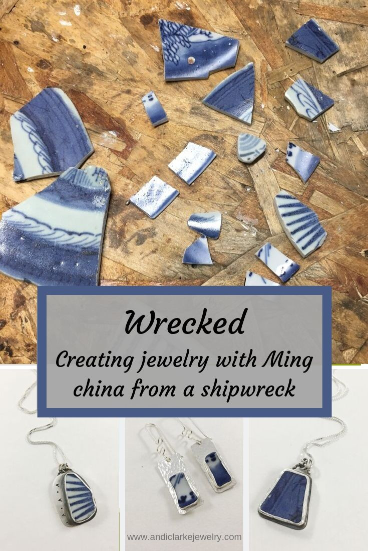 Jewelry made from Mong china
