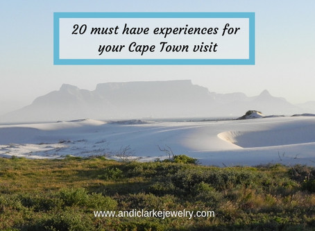 20 must have experiences for your Cape Town visit