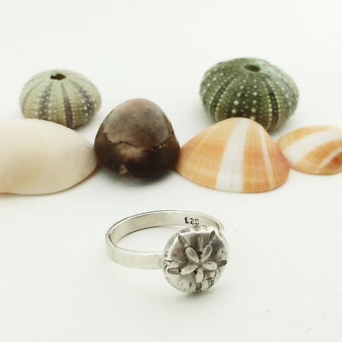 handmade silver ring, made to size silver ring, nature inspired jewelry, nature inspired ring