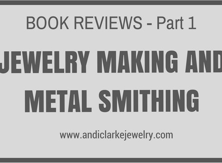 Jewelry Making Book Reviews - Part 1