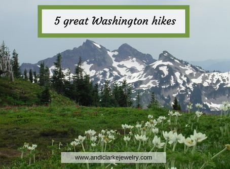 Five great Washington hikes