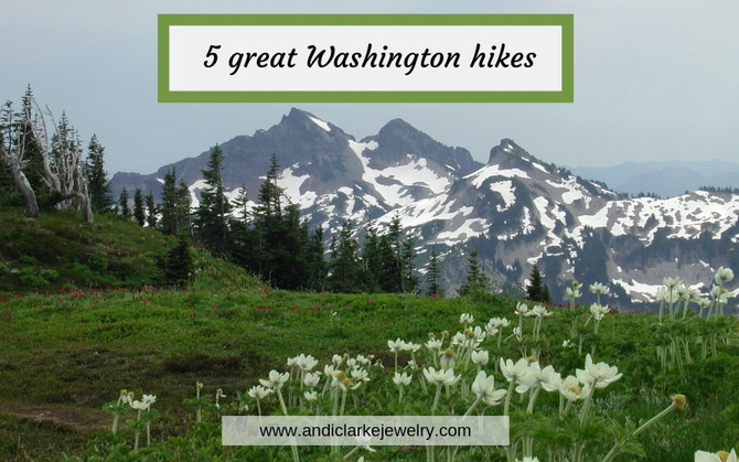 Five great Washington hikes