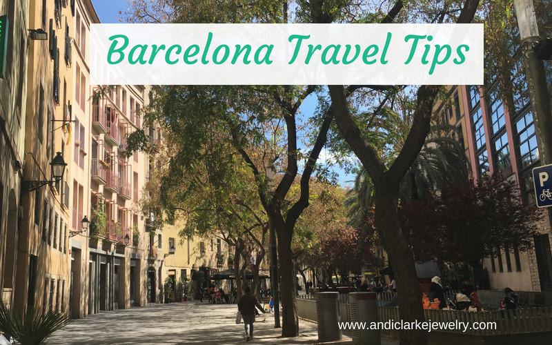 Barcelona travel tips blog