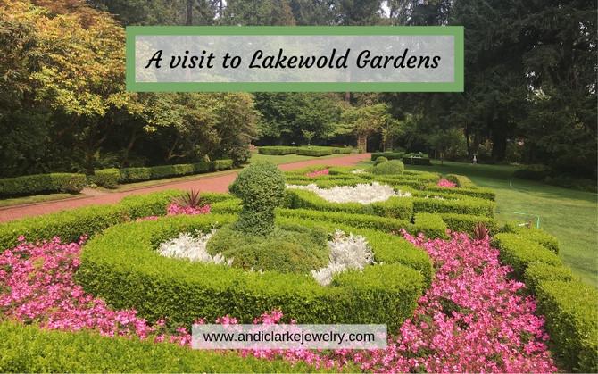 A visit to Lakewold Gardens in Washington state