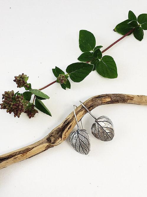earth jewelry, leaf jewelry, leaf earrings, botanical jewelry jewellery, nature jewelry, leaf jewelry