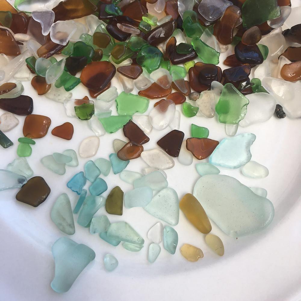 Sea Glass found on Maui