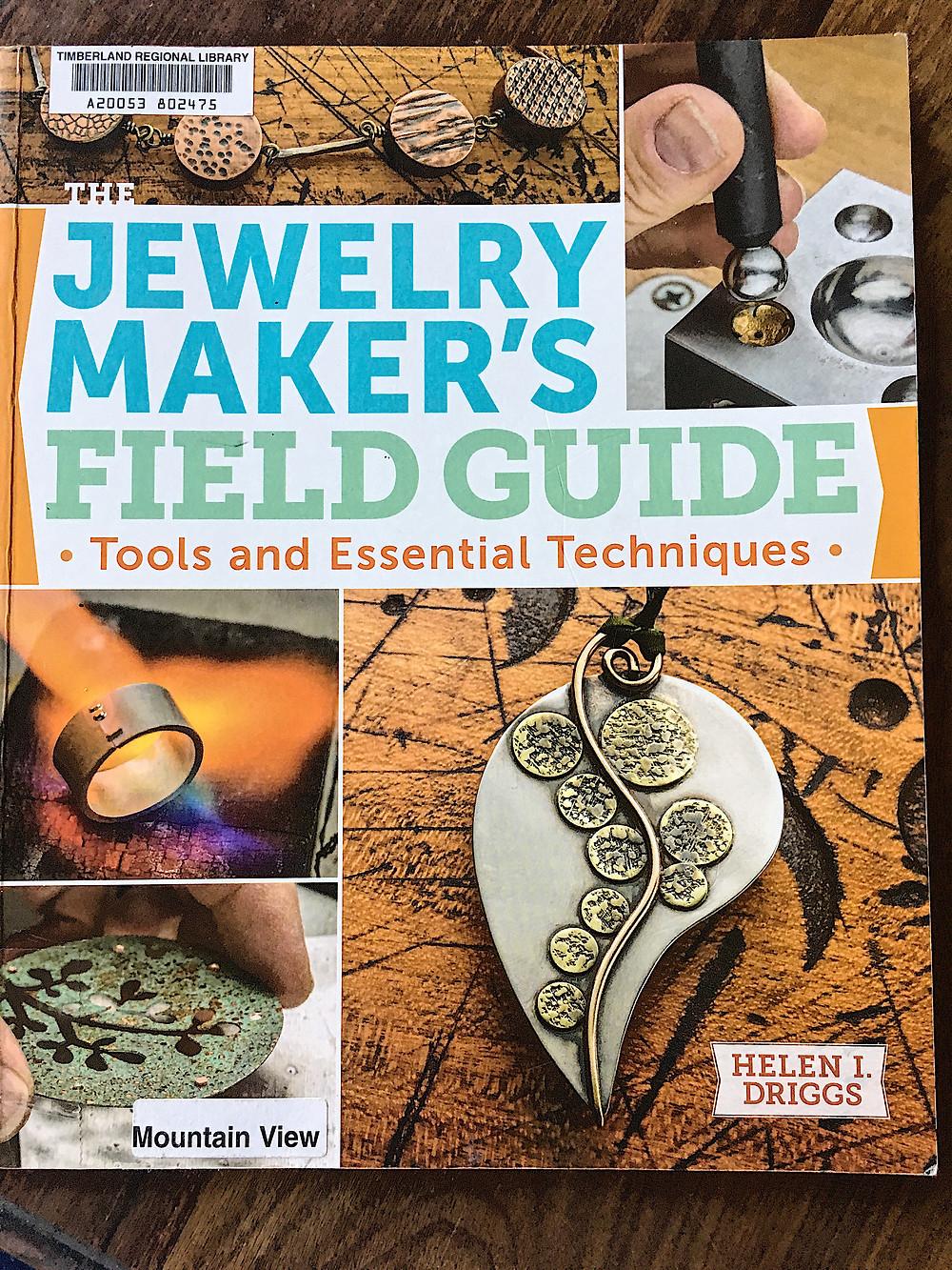 Book cover - Jewelry Maker's Field Guide