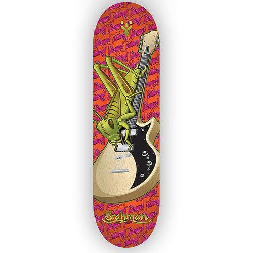 Locust Guitar Deck