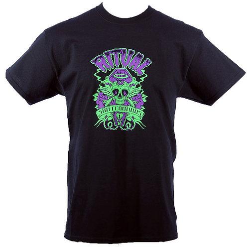 Ritual Skull & Bones T-Shirt (Black)