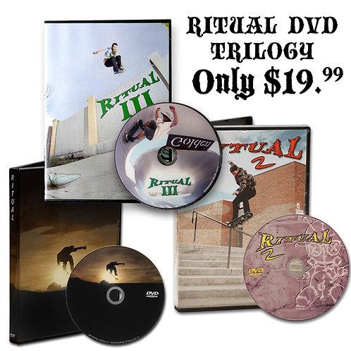 Ritual Trilogy (Ritual, Ritual 2 & Ritual 3)