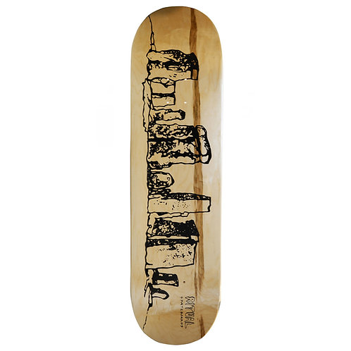 Stonehenge Deck (Natural Woodgrain)