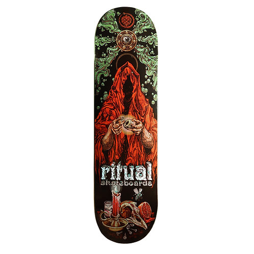 Lord of Bearing Deck (Red)
