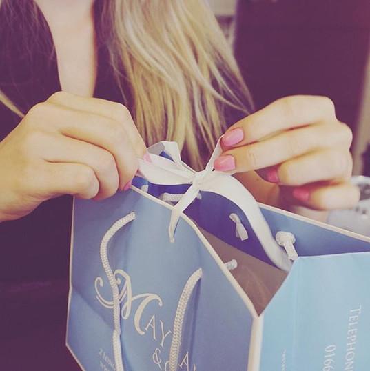 The Blue Bag!