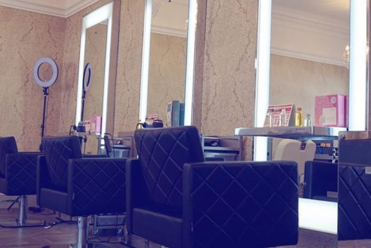 The gorgeous thrones in our hair  salon