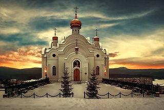 Экскурсия в храм Серафима Саровского