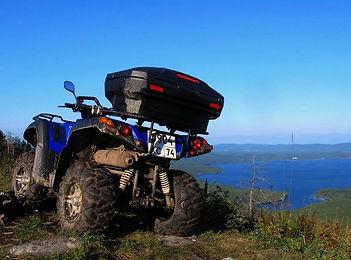 экскурсия на квадроциклах на озеро Тургояк