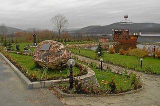 Экскурсия в мини-парк Никольский