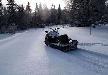 туры на снегоходах Челябинская область