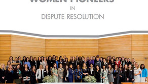 Women POINEERS IN DISPUTE RESOLUTION