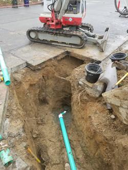 2019 excavator 162
