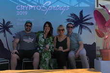 Crypto Springs Panel September 2019