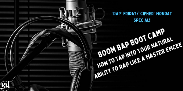 Boom Bap Boot Camp How to Tap into Your