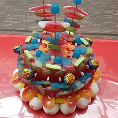 11. Gâteau Chupa Chups