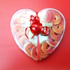 Candy heart citrique