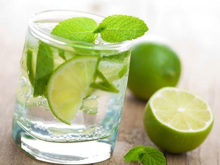 Limoenwater