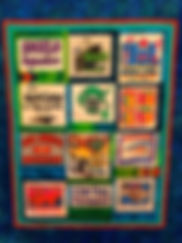 Custom Made T Shirt Quilt