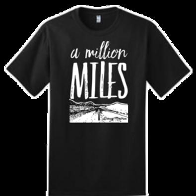 A Million Miles Tee DMMMPC450