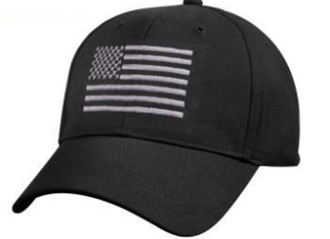USA Flag Low Profile Cap 8978