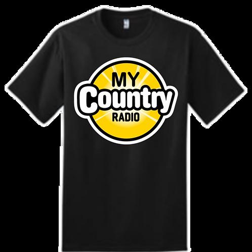 My Country Radio Tee DMMCRPC450