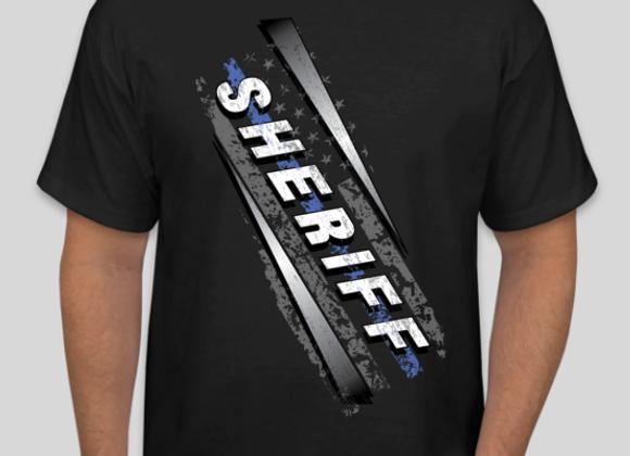 Sheriff Blue Line (F)