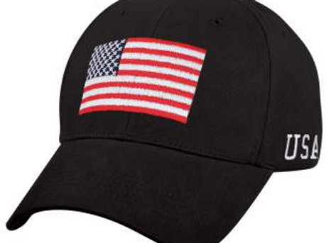 USA Flag Low Profile Cap 4619