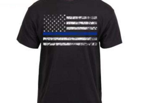 Thin Blue Line T-Shirt 61550