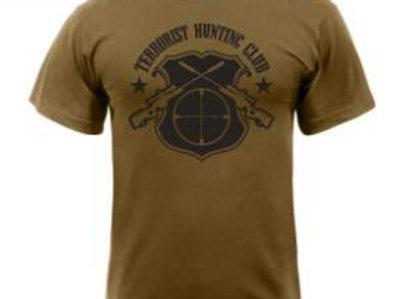 'Terrorist Hunting Club' T-Shirt 61570